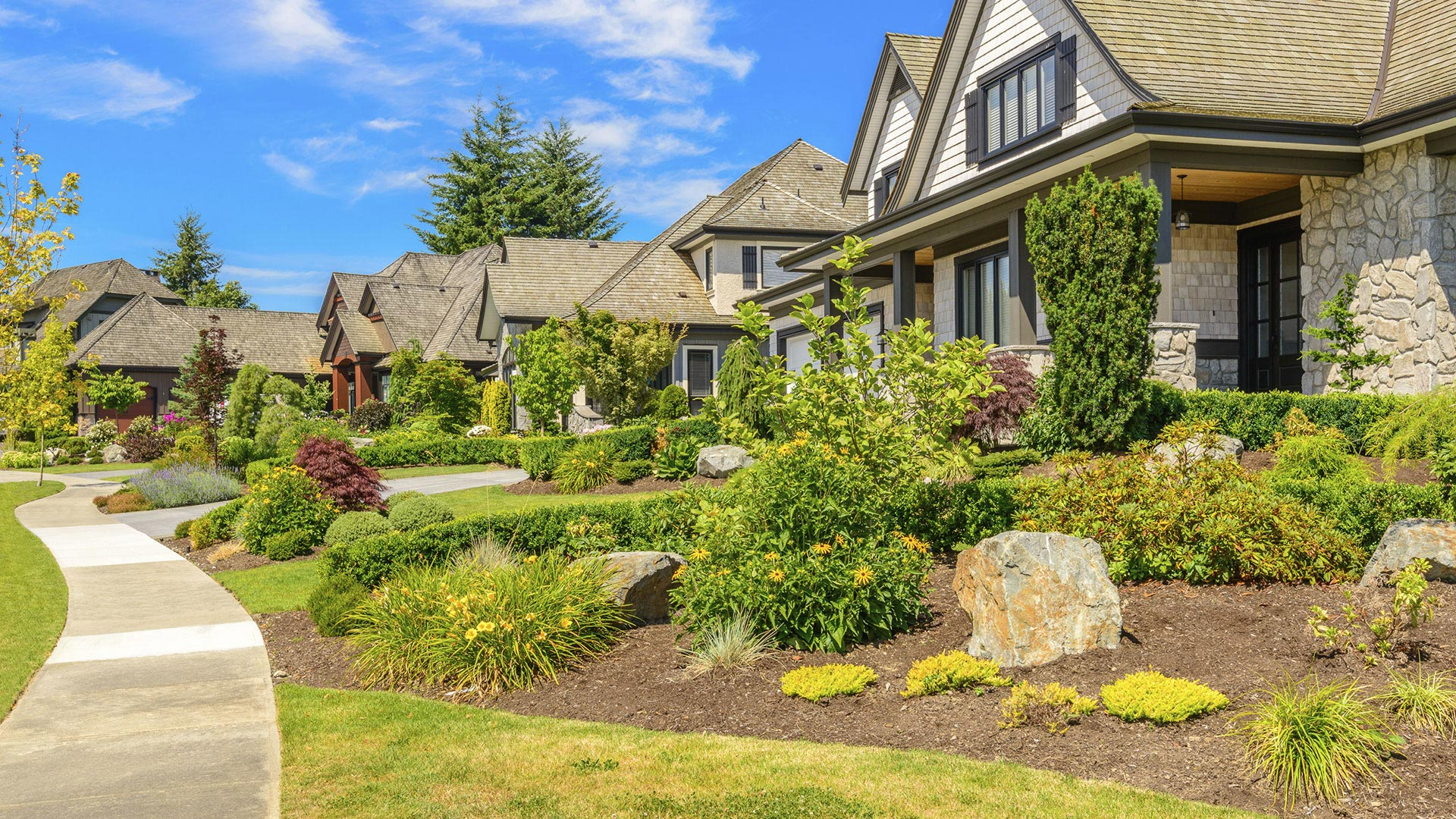 J & E Lawn Service LLC Landscaping, Lawn Maintenance and Irrigation slide 2